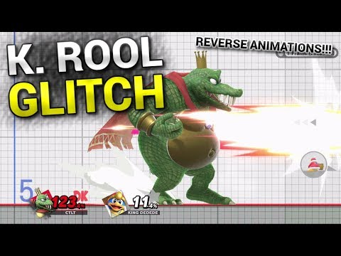 CRAZY King K. Rool Glitch in Smash Ultimate!! (2.0.0) thumbnail