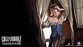 Call of Juarez: Gunslinger Gameplay (XBOX 360 HD)