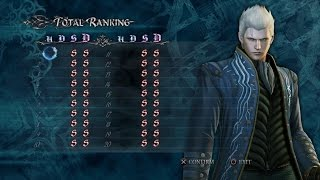 DMC4SE - Dante Must Die - Mission 19, 20 - Vergil - 100% Perfect S Rank (SSS)