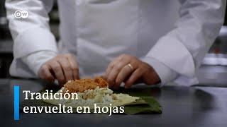 Colombia y su cocina en hojas