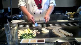 Koto Japanese steak house.