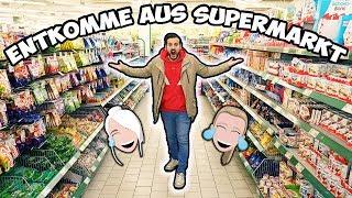 AUS SUPERMARKT ENTKOMMEN! Schafft es Kaan die richtigen Produkte zu kaufen?