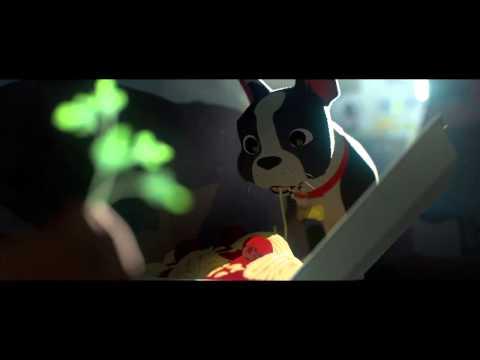 Conheça Winston, o Boston Terrier apaixonado por petiscos da Disney