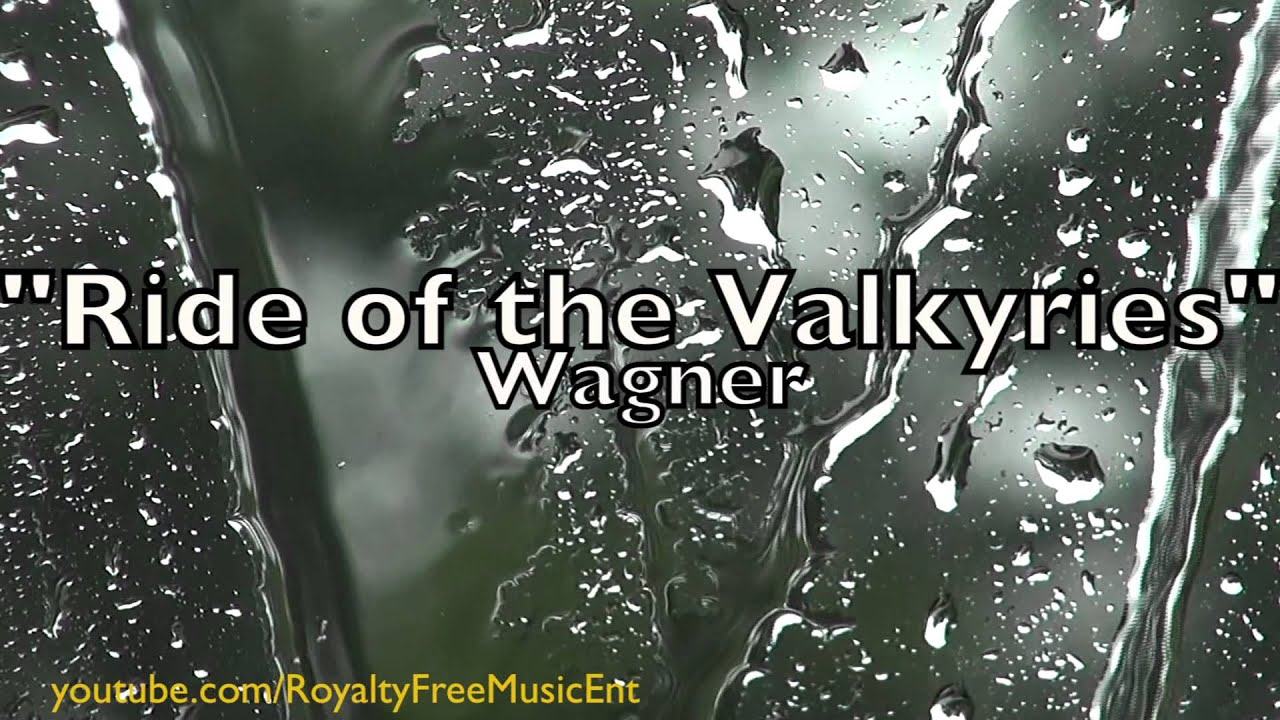wagner ride of the valkyries mp3 free download