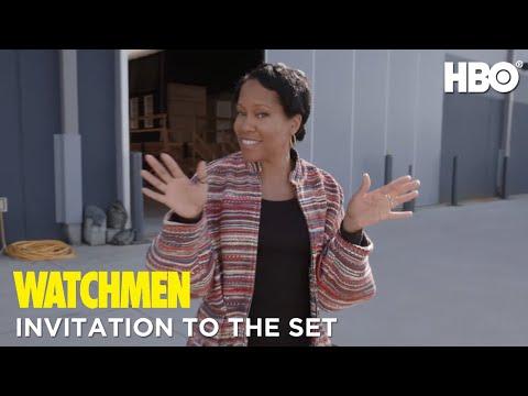 Watchmen: Invitation to Set with Regina King | HBO