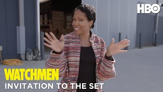 Watchmen: Invitation to Set with Regina King | HBO