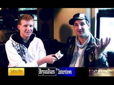 Secondhand Serenade Interview John Vesely 2010