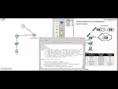 4316 Lab Troubleshooting Basic Frame Relay