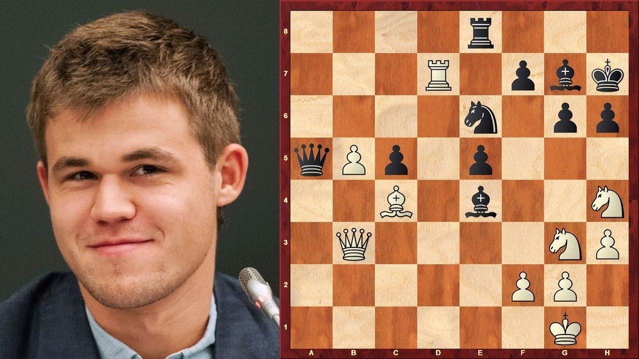 шахматы чемпионат мира 5 партия