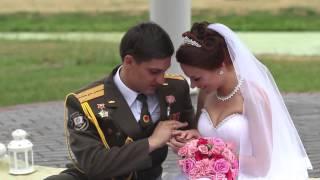 свадьба ольга и максим 2014