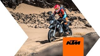 KTM ADVENTURE RALLY RIDERS OFFERED THE ULTIMATE RACE OPPORTUNITY | KTM