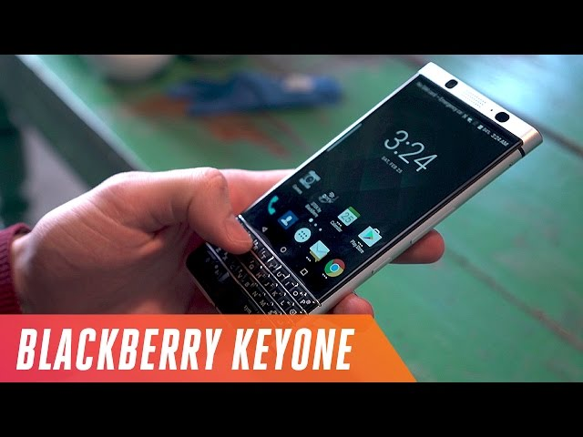 BlackBerry's new keyboard phone is doomed to be a noble failure