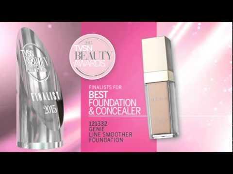 Best Foundation Concealer 2015 Tvsn Beauty Awards Youtube