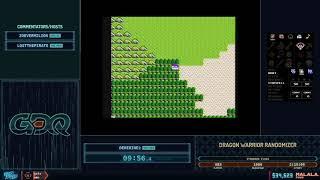 Dragon Warrior Randomizer by Demerine2 in 2:13:22 - Frost Fatales 2020