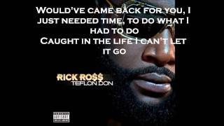 Aston Martin Music- Rick Ross w/ Lyrics