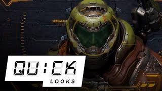 Doom Eternal: Quick Look (Video Game Video Review)