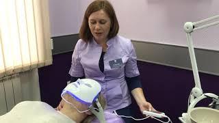 New! Светодиодная маска для лица - Видео от Dr.Kozhevatkin Доктор Кожеваткин