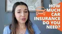 How Much Car Insurance Do You Need | 4 EASY STEPS