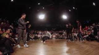 Freestyle in Japan - Bboy Greku at FSS world finals 2013