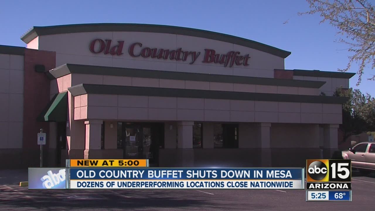 old country buffet shuts down in mesa youtube rh youtube com Jarecki Mansion Erie PA old country buffet erie pa closed