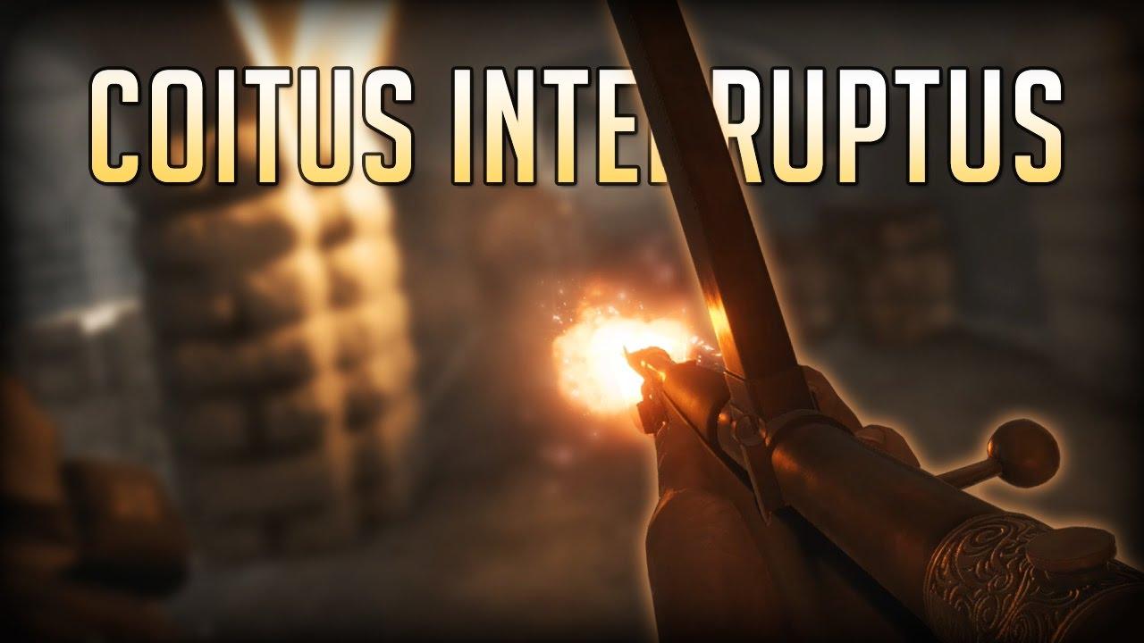 Battlefield 1 coitus interruptus youtube for Coito interruptus