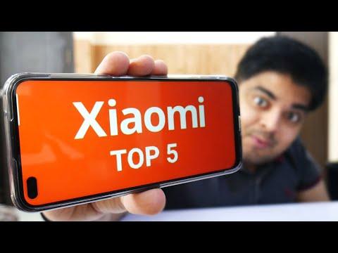 Top 5 Upcoming Xiaomi Mobile Phones In 2020