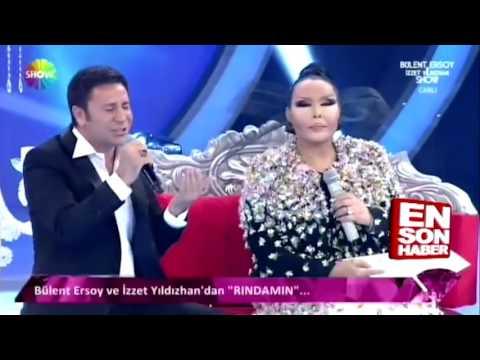 Bülent Ersoy ilk kez Kürtçe şarkı okudu   Rındamın