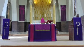 First Sunday of Lent, Holy Mass 21/02/2021