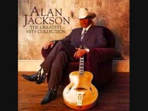 Alan Jackson-Love's got a hold on you