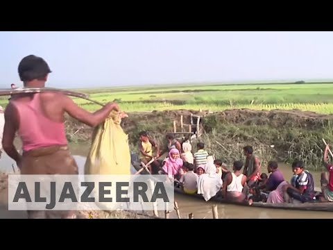 India threatens 40,000 Rohingya refugees with deportation