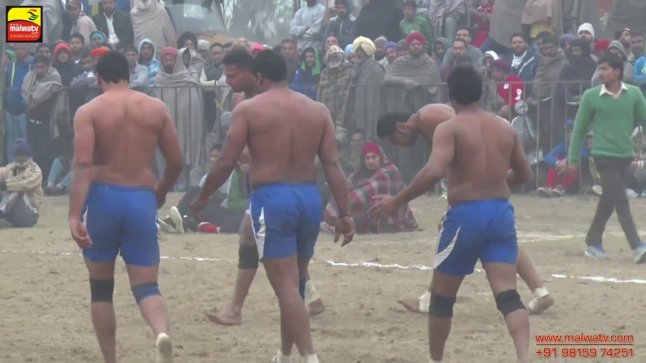 DAUDHAR (Moga) Kabaddi Cup - 2015 || Semi-Finals & Final  || HD || Part 2nd.