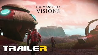 No Man's Sky | Visions обновление