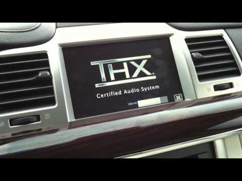 Lincoln MKS THX Demo