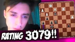 "Daniil Dubov Shows 3079 Rated Grandmaster ""Who is the Boss"" In His Banter Blitz"