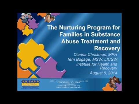 Nurturing Program for Families in Substance Abuse Treatment and Recovery