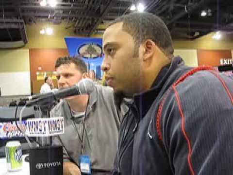 Ravens' Mike Flynn & Jason Brown Visit WNST (Part 3)