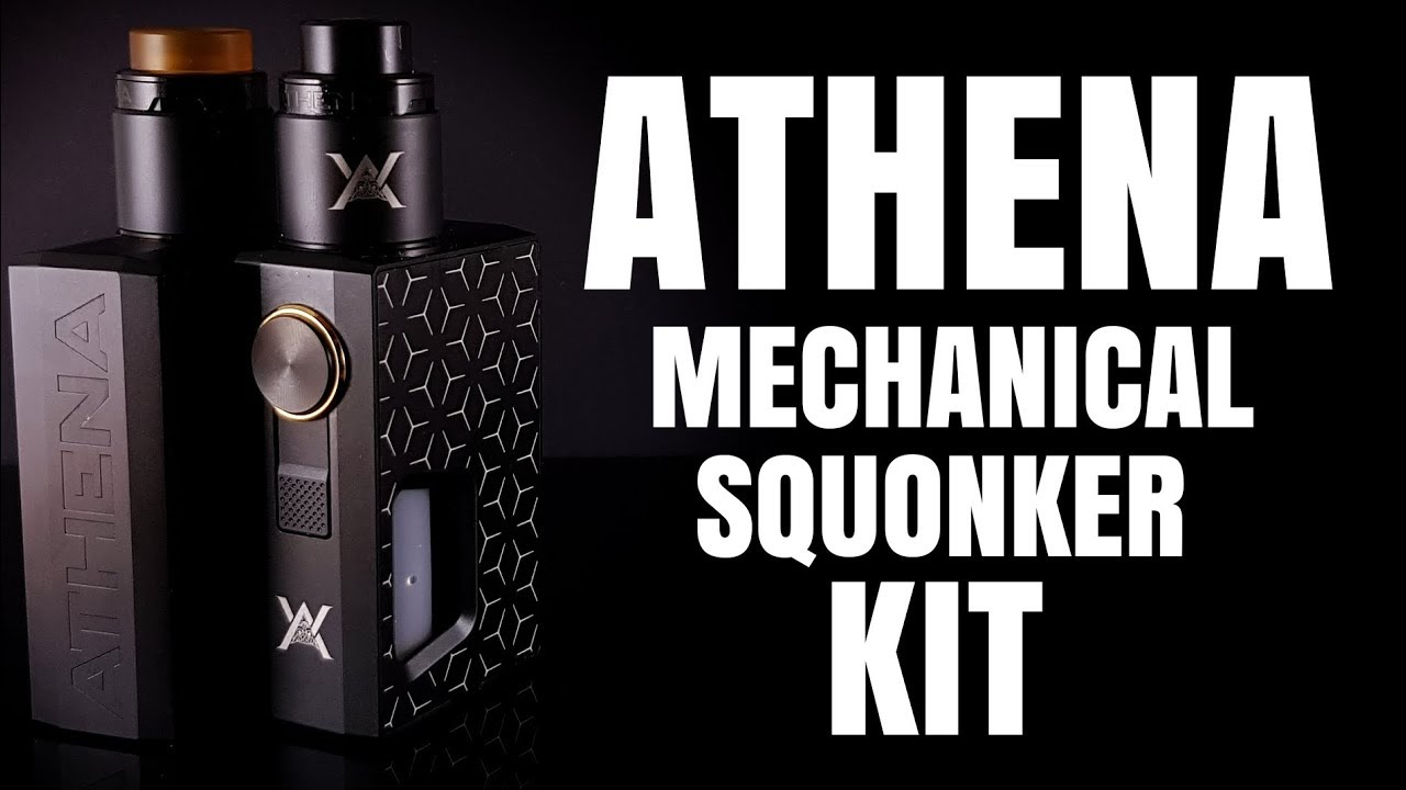 ATHENA SQUONK MOD & RDA KIT - More affordable but any good??