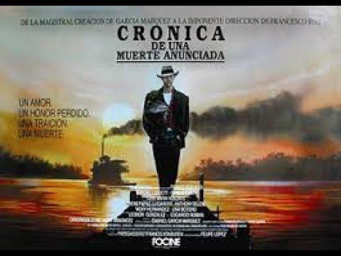 Cronica De Una Muerte Anunciada Gabriel Garcia Marquez