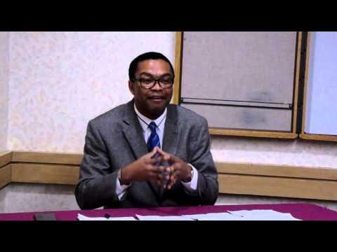 Prof Franklin Nyamsi à Washington 2015(1ère partie): du processus démocratique africain
