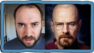 """Reciting """"I am the one who knocks"""""""