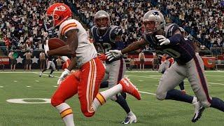 NFL 12/8 - Kansas City Chiefs vs New England Patriots Full Game   NFL Week 14 Live (Madden)