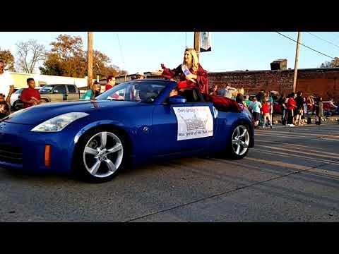 Second parade Monroe Louisiana. Same day