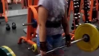 Праздничная тренировка секции стронгфит