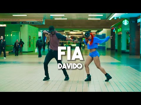 Davido - FIA | Meka Oku & Sayrah Choreography