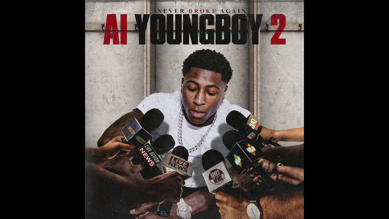 NBA YoungBoy 'AI YoungBoy 2' Album Stream & Download