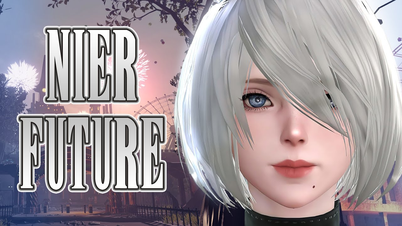 Nier remaster and mobile game is coming soon