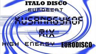 Eurobeat Mix Marzo 9 2014