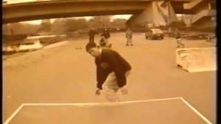 DANIEL und ALEX GLUCHE - oPpOside Skateboard Videomag #00 - VHS von 1994