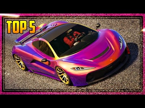"Top 5 ""Progen T20"" Paint Jobs! (Best Car Color Combinations)"