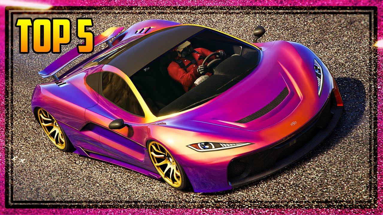 """Top 5 """"Progen T20"""" Paint Jobs! (Best Car Color ..."""